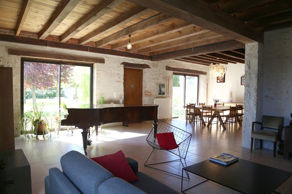 Restauration ferme Val de Loire - 04