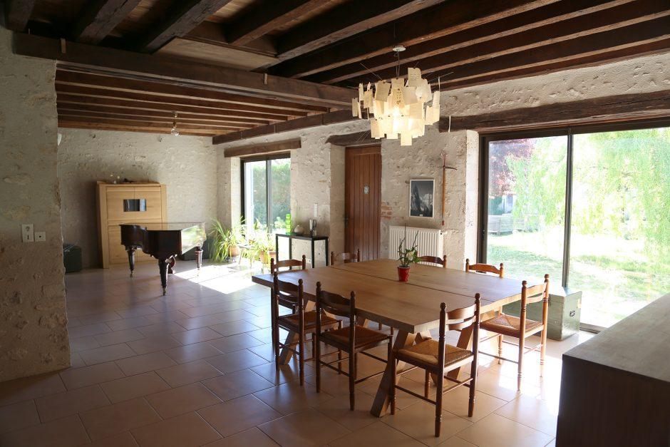 Restauration ferme Val de Loire - 05