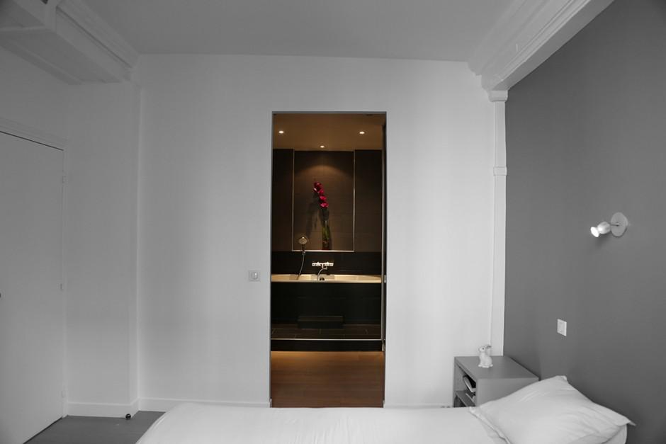 Salle de bain design Paris - 01