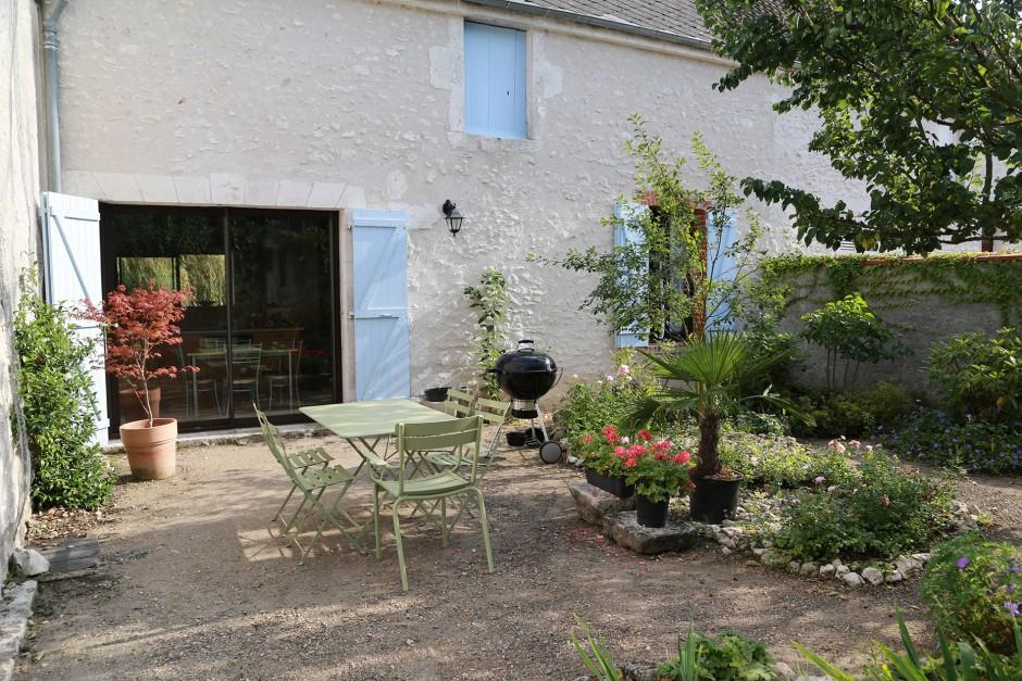 Restauration ferme Val de Loire - 03