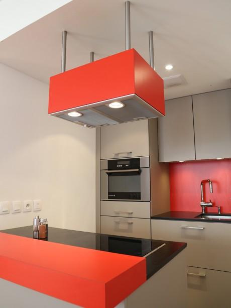 cuisine ouverte architecte intérieur Paris - 03