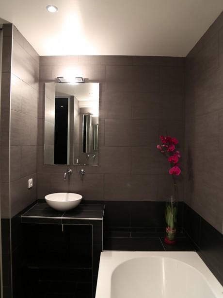 salle de bain design paris. Black Bedroom Furniture Sets. Home Design Ideas