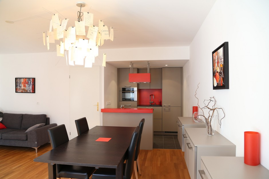 cuisine ouverte architecte intérieur Paris - 05