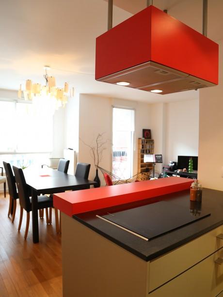cuisine ouverte architecte intérieur Paris - 07