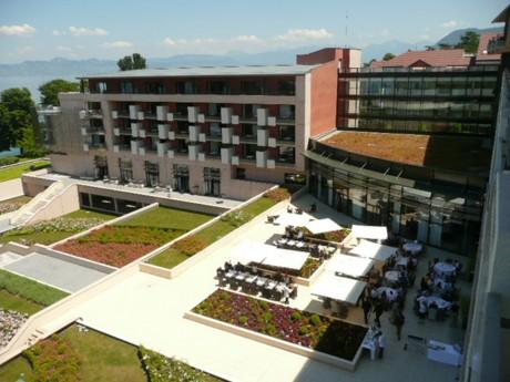 Hôtel Hilton Évian-les-Bains - 01
