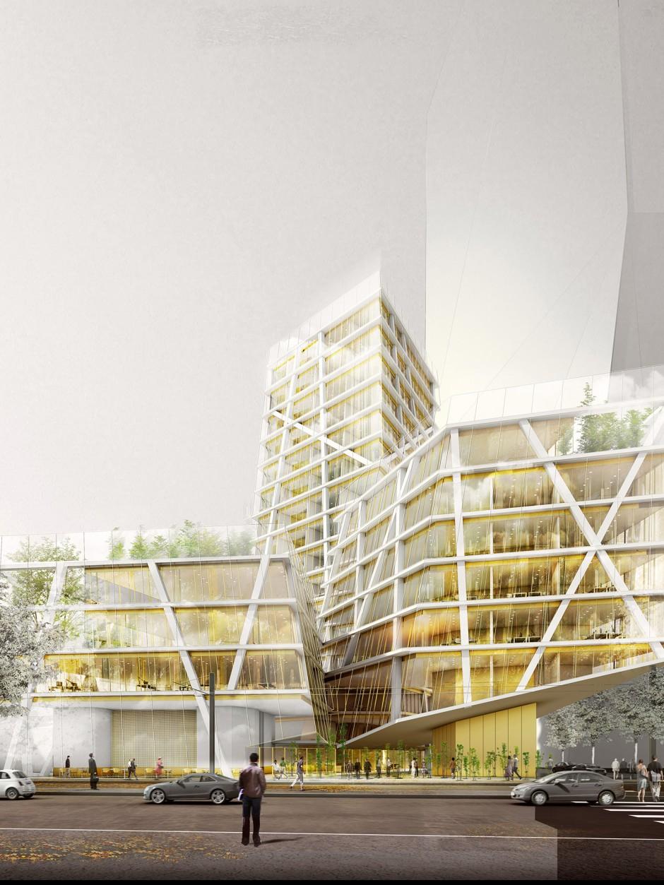bureaux architecture - 01