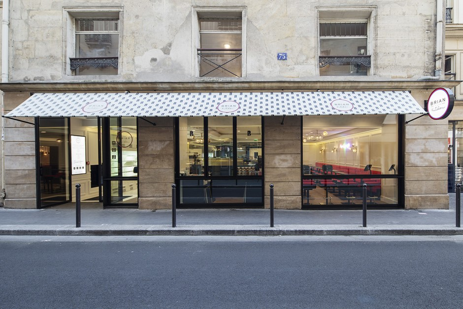 Restaurant rue sainte Anne - 01
