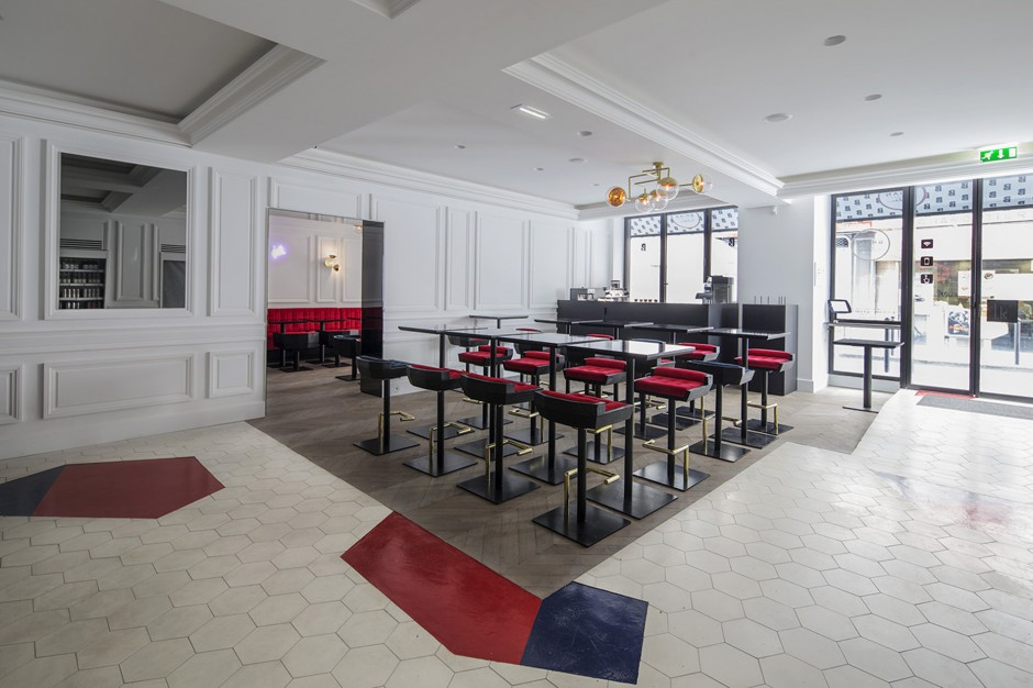 Restaurant rue sainte Anne - 02