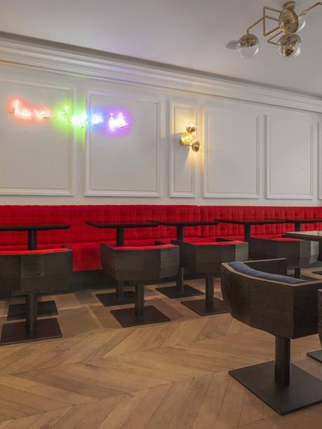 Restaurant rue sainte Anne - 03