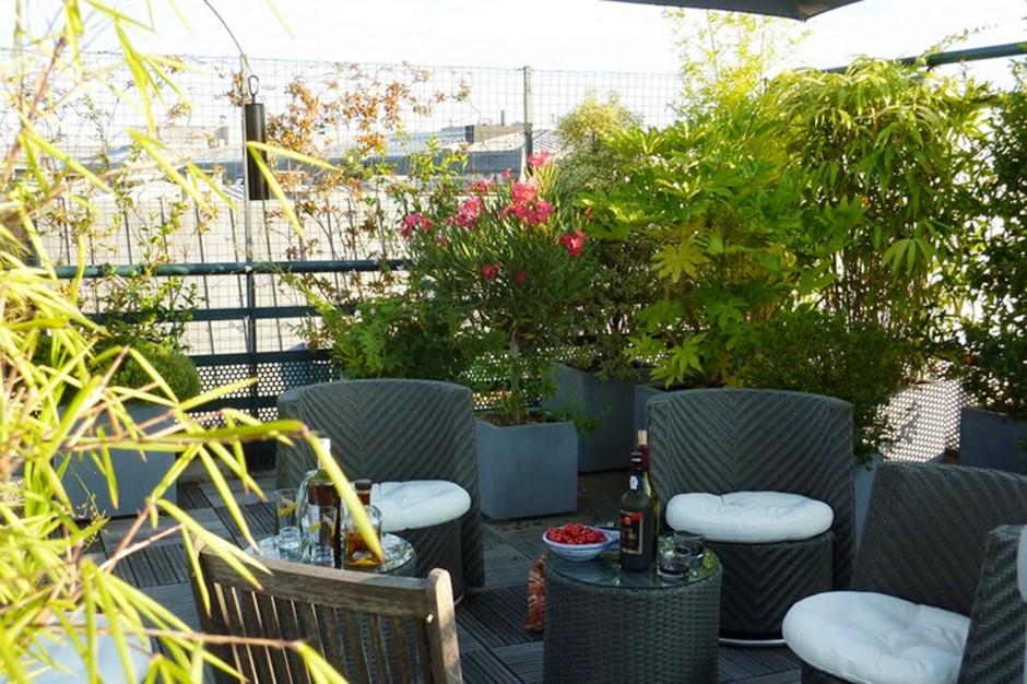 Terrasse toit de Paris - 09