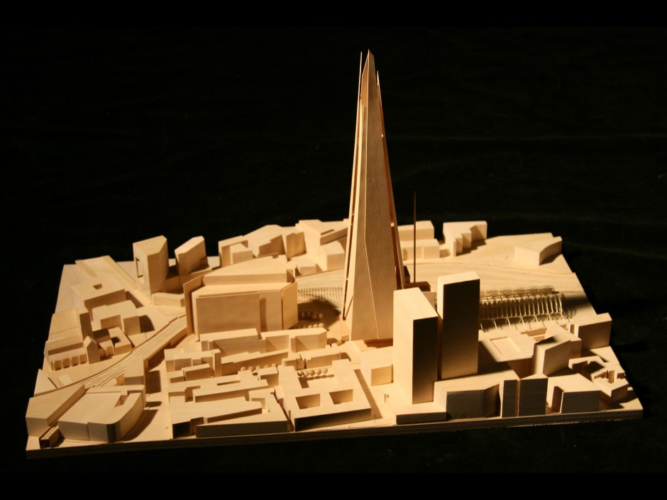 The shard architecture - 01
