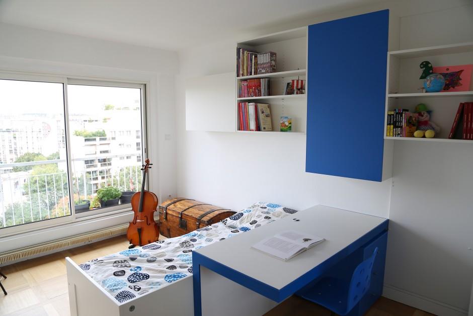 Chambre enfant design - 01