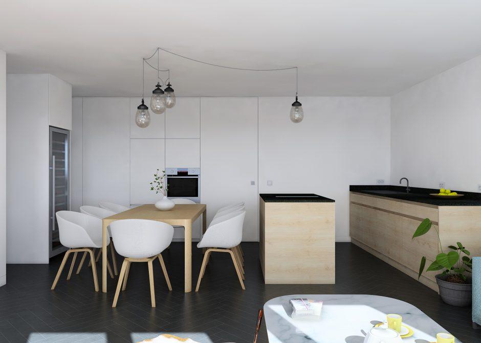 Appartement Levallois - 01
