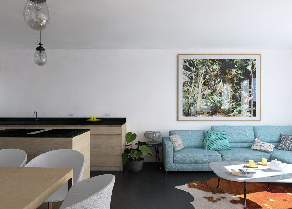 Appartement Levallois - 02