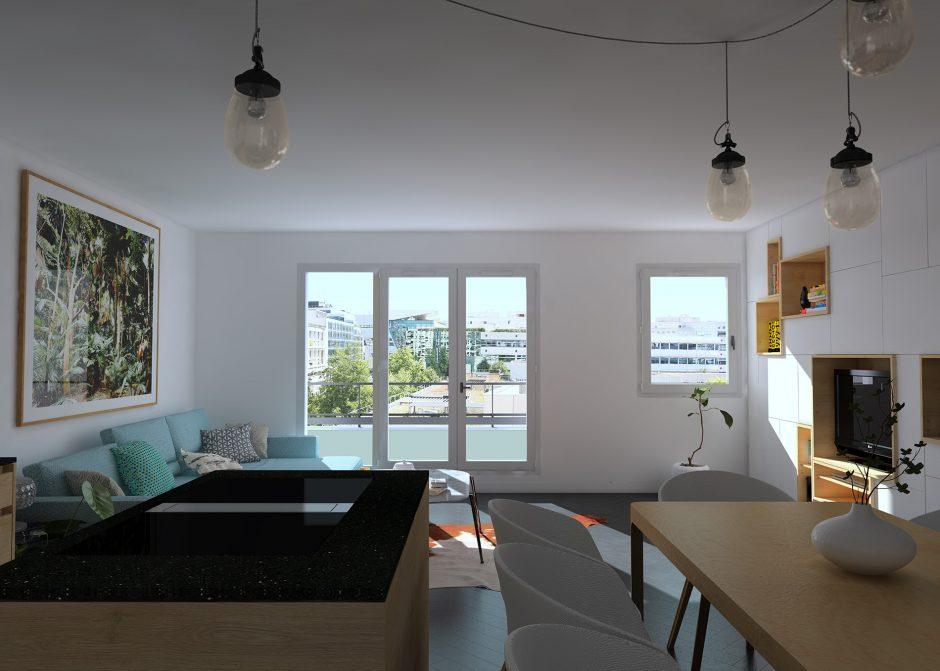 Appartement Levallois - 04